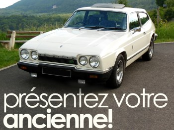RELIANT SCIMITAR SE6 PRESENTEZ