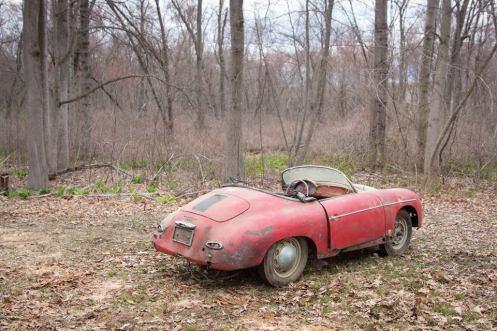 PORSCHE 356 Speedster 5