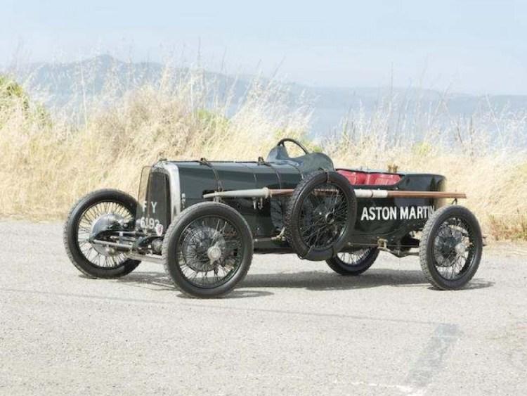 aston martin 1929