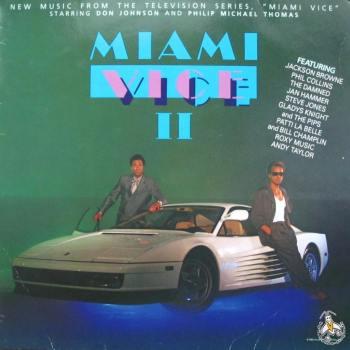 disque-bg-2802-live-flics-a-miami-2-miami-vice-ii-new-music-from-the-television-series-miami-vice