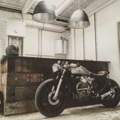 classic custom bike