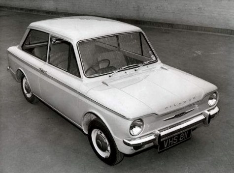 Hillman imp 1963 140