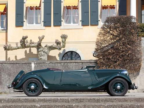 Citroen Traction Roadster 156