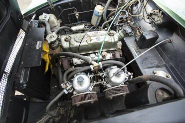 MGB Pininfarina Engine