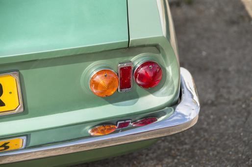 MGB Pininfarina Rear light