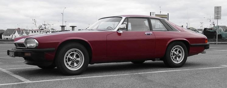 Ancienne Jaguar XJS 1