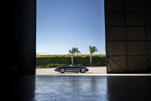 Sorrel Manning SR100 Roadster Coté