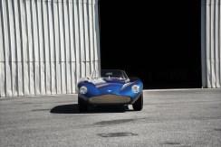 Sorrel Manning SR100 Roadster Face