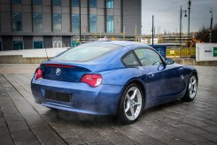 BMW Z4 COUPE 34 REAR