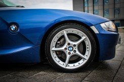 BMW Z4 COUPE DETAIL 3