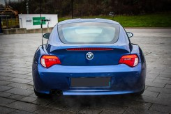 BMW Z4 COUPE REAR