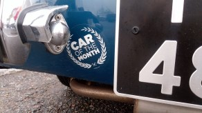 MG Midget Stickers 5