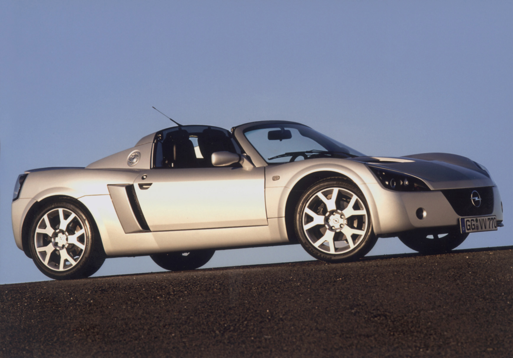 Opel Speedster Turbo 3