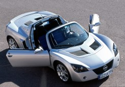 Opel Speedster Turbo 4