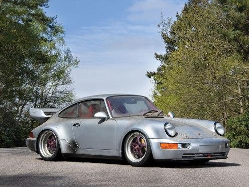 Porsche 911 CARRERA RSR EXT 5