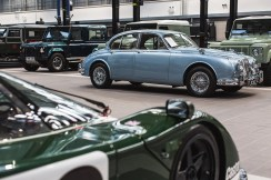 Jaguar Land Rover Classic Atelier 2