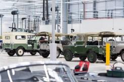 Jaguar Land Rover Classic Atelier