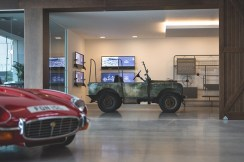 Jaguar Land Rover Classic Expo