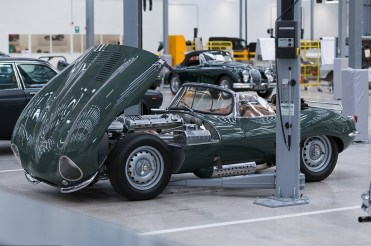 Jaguar Land Rover Classic XKSS