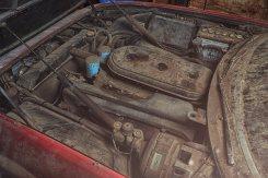Ferrari-365-GTB4-Daytona-aluminium moteur 2