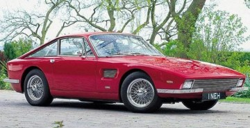 TVR Trident