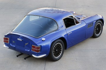 TVR Tuscan 1967 Rear