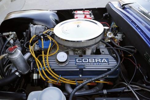 TVR Tuscan engine