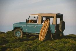 Land Rover Surf Car