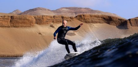Surf Pérou