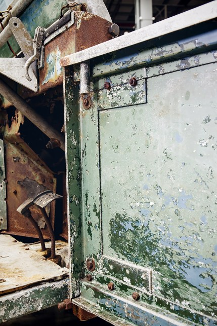 Land Rover S1 DOOR