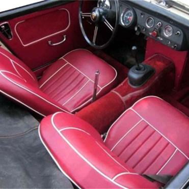 Panel kit MKIV 1967 rouge blanc