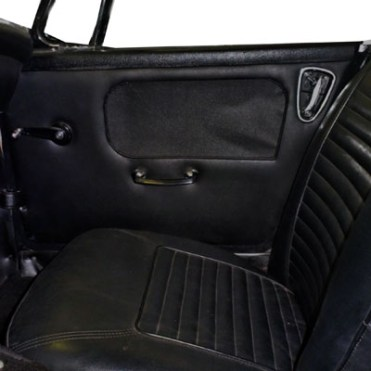 Panel kit Sprite 1969 noir