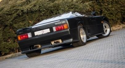 Tatra MTX REar