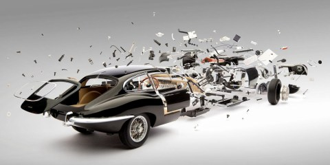 pièces détachées voiture ancienne