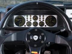 Lancia Delta Integrale HF Interieur