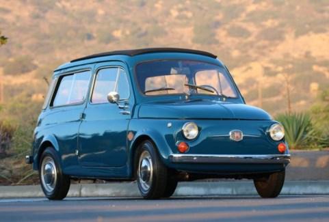 Fiat 500 Icon Giardinera