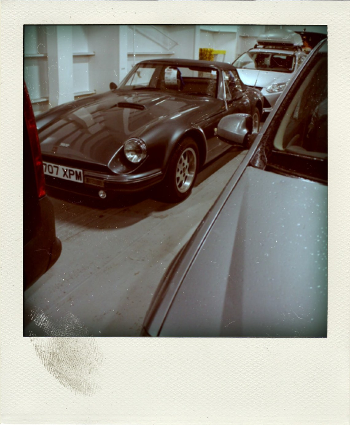 TVR S2 voiture ancienne