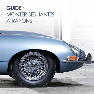 Guide: Monter ses jantes à rayons