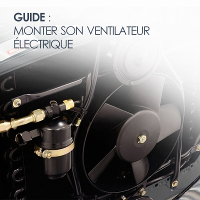 Guide monter son ventilateur