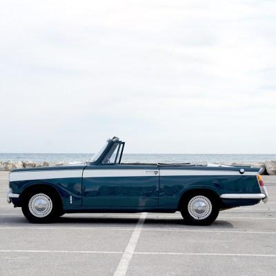 Location voiture de collection Triumph Herald