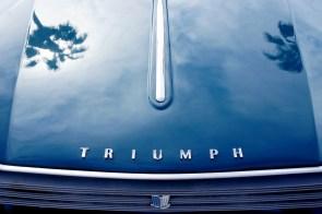 Location Triumph Herald alpes maritimes
