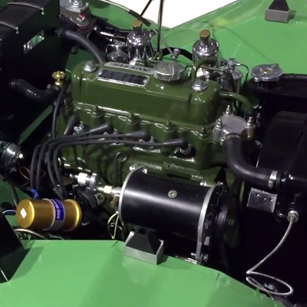 Carburateur SU pour Austin Healey Sprite MK1 Frogeye