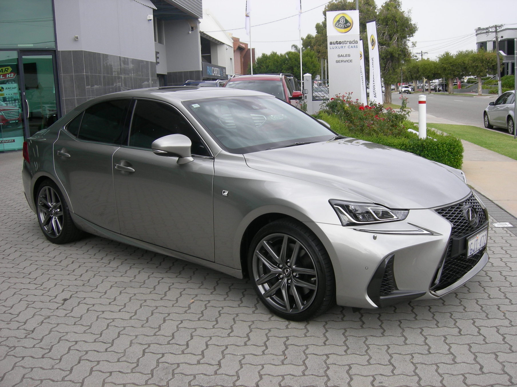 Lexus 350 IS F Sport for sale in Perth