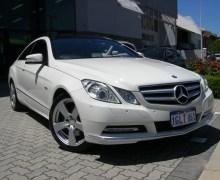 Mercedes Benz E250 for sale in Perth