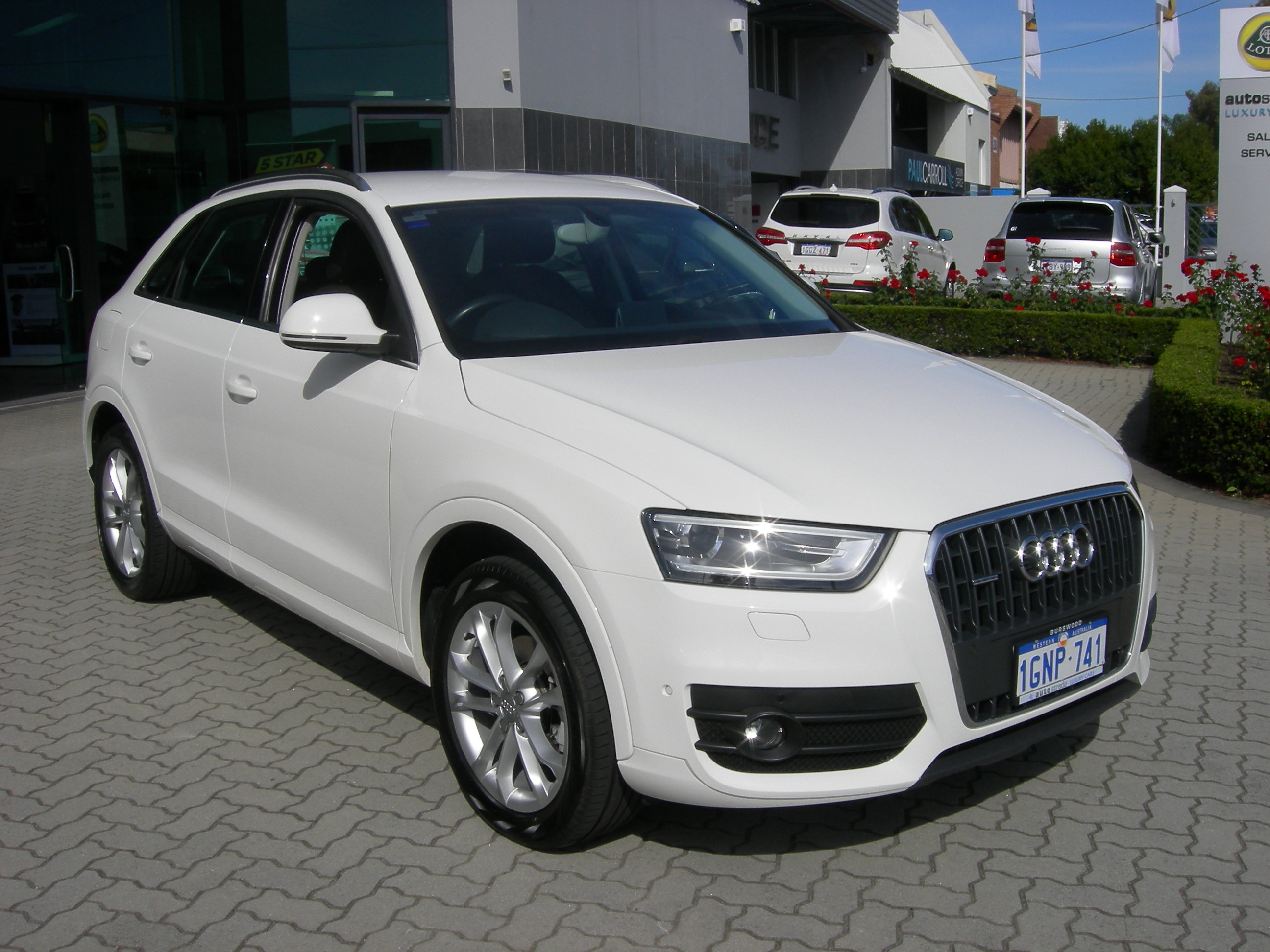 AUDI Q3 TDI Quattro for sale Perth