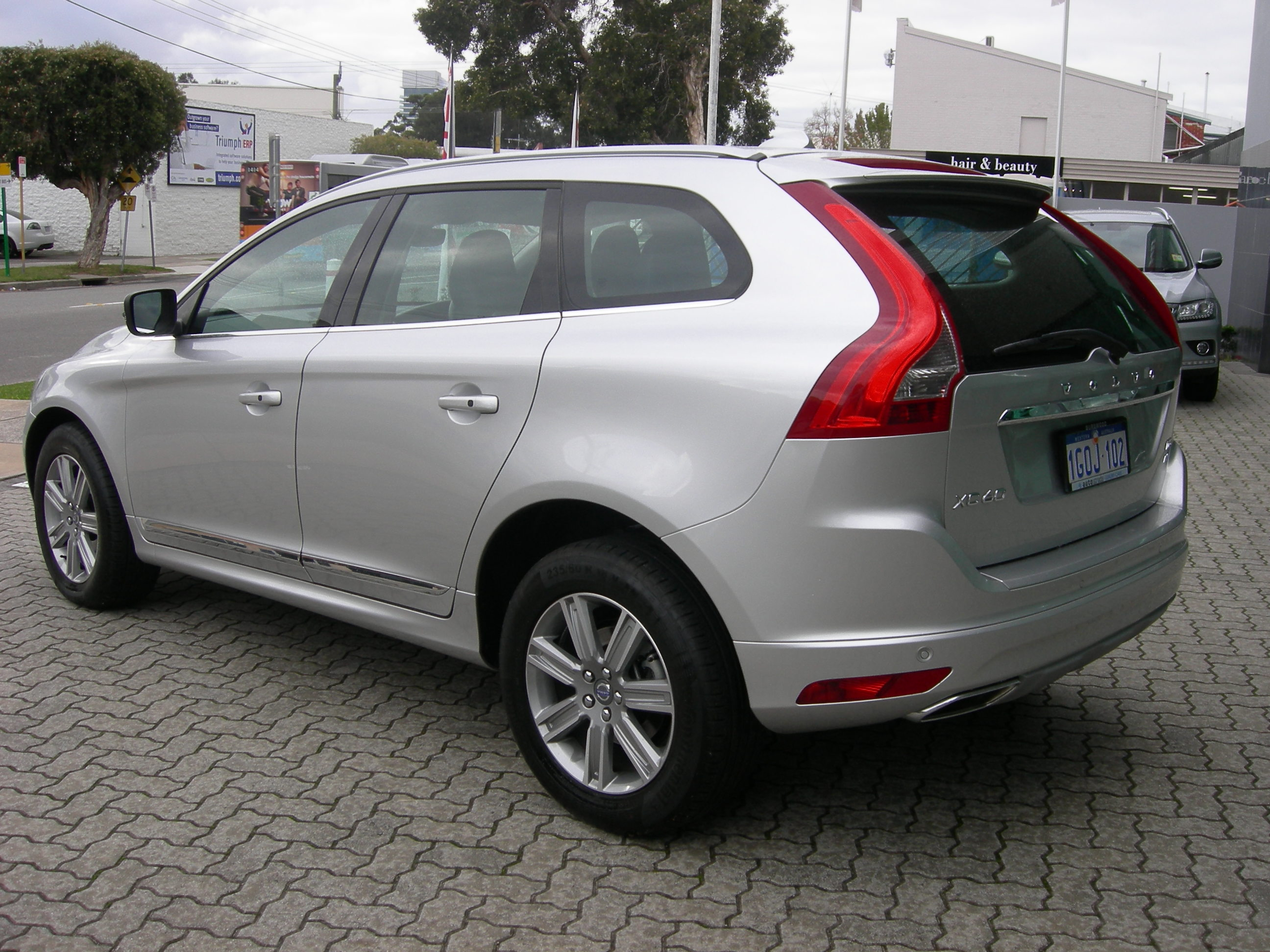 Volvo XC60 D5 SUV for sale Perth
