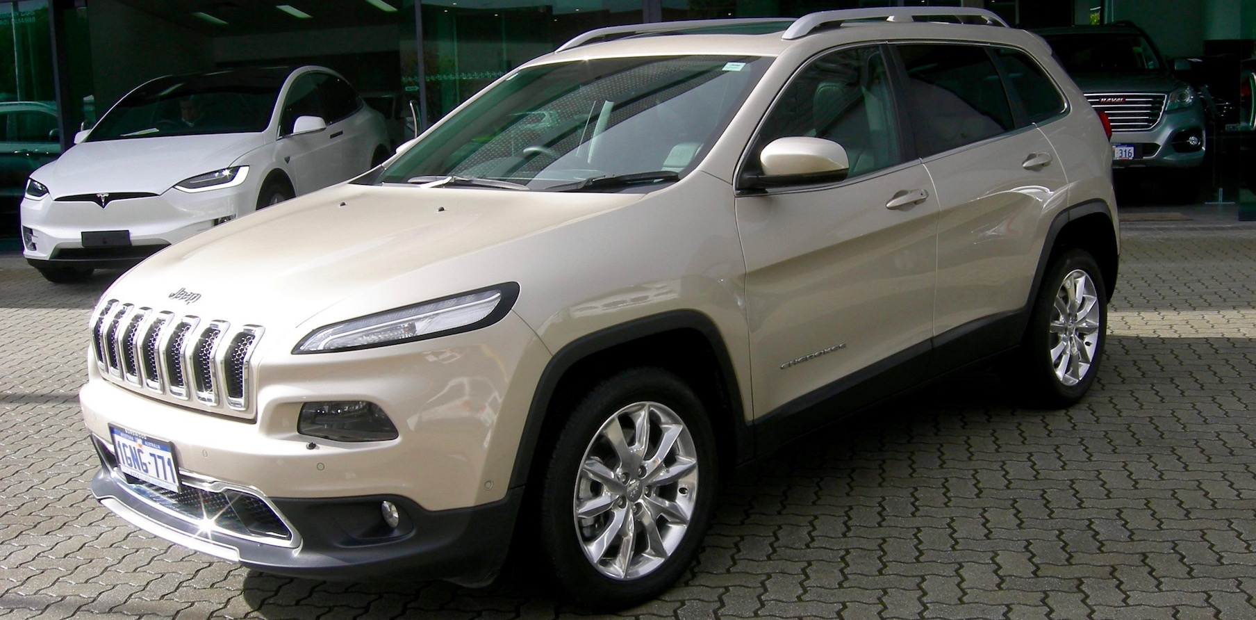 Jeep Cherokee SUV for sale in Perth