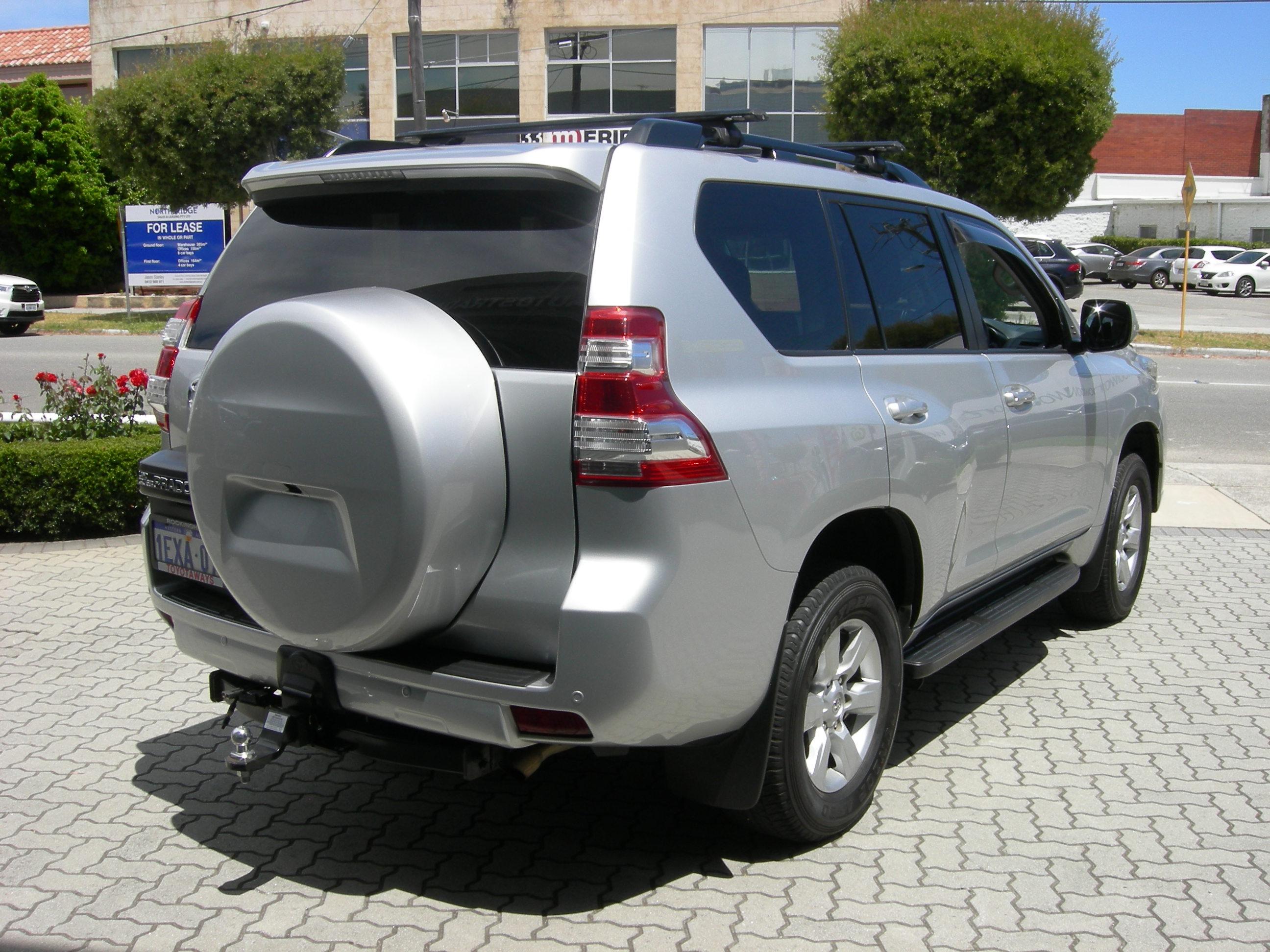 Toyota Prado GXL for Sale Perth