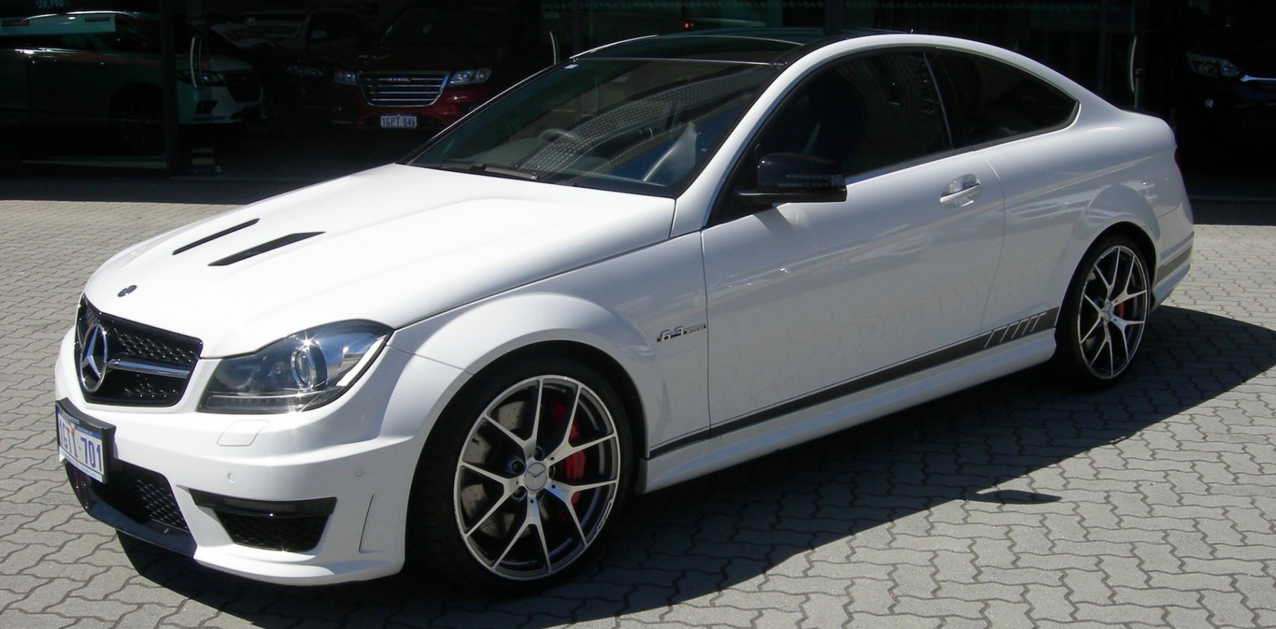 Mercedes Benz C63 AMG for sale in Perth