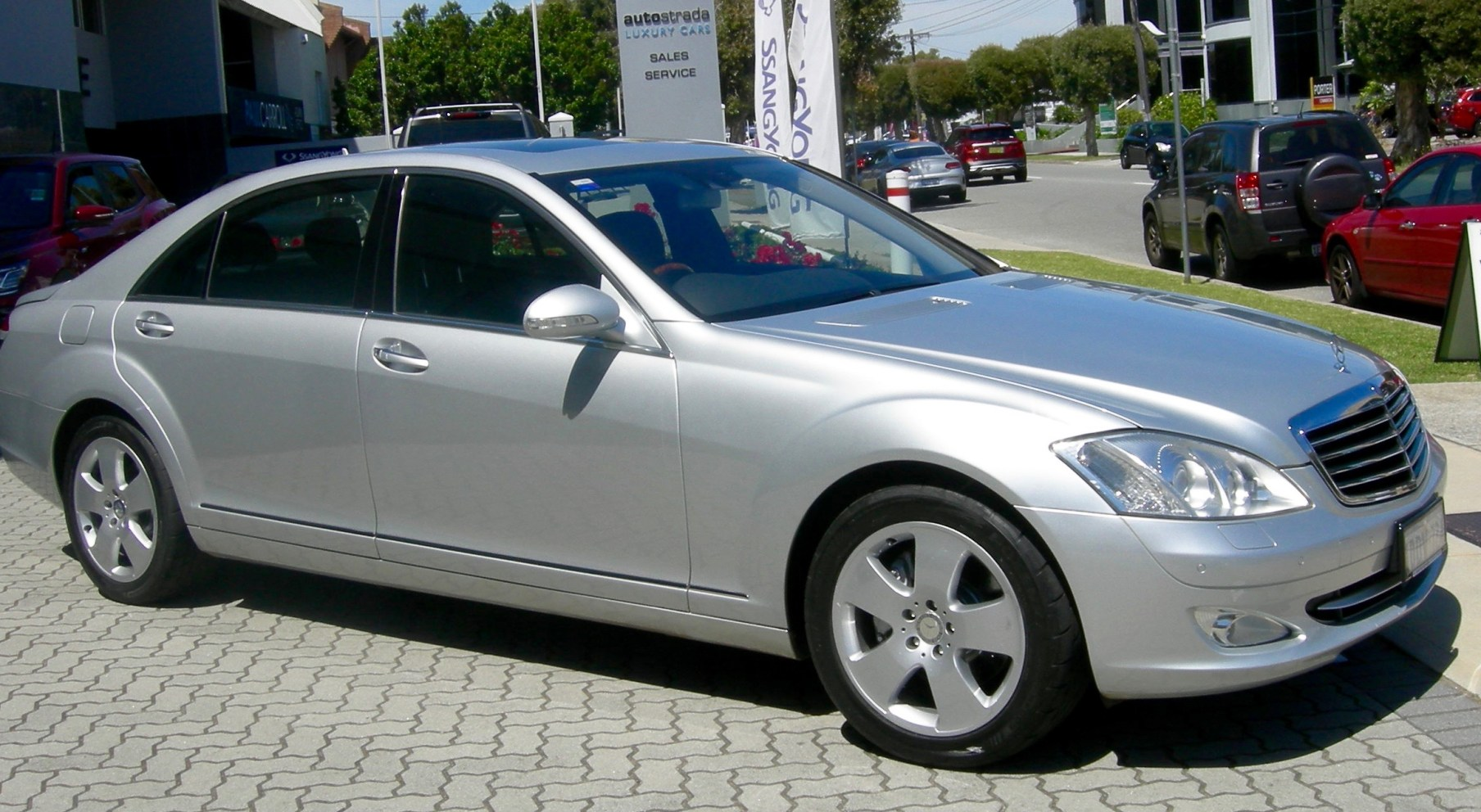 Mercedes Benz S-Class S500 for sale in Perth